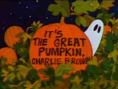 Movie Still: It's The Great Pumpkin, Charlie Brown