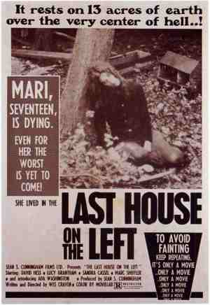 Movie Still: The Last House on the Left