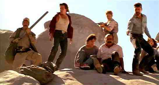 Movie Still: Tremors