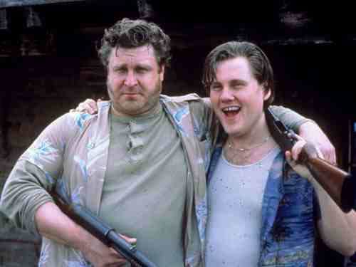Raising Arizona - John Goodman and William Forsythe