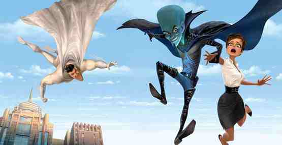Movie Still: Megamind