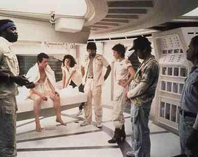 Alien – The Crew – 1979