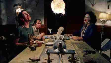 Texas Chain Saw Massacre - Dinner Time