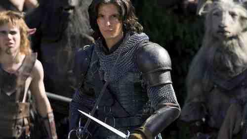 Ben Barnes in Prince Caspian