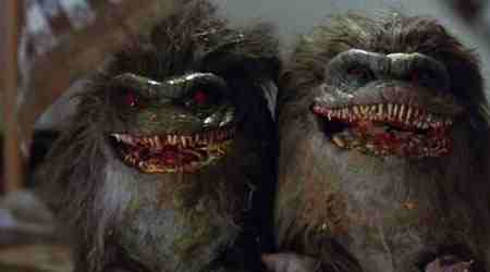 Critters, starring the Krites!