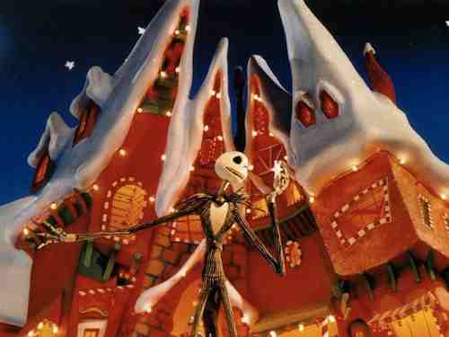 Nightmare Before Christmas - Christmas Town
