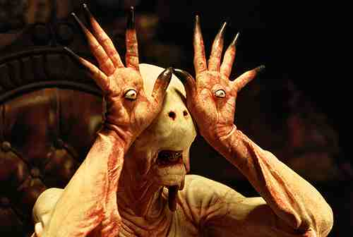 Pan's Labyrinth The Pale Man Doug Jones