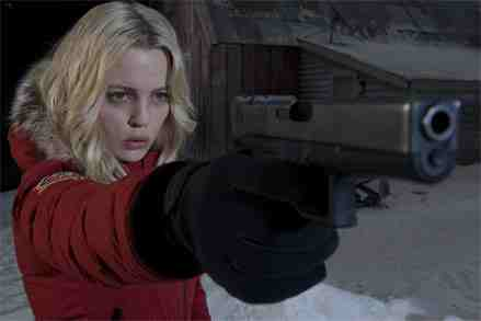 Melissa George as Stella in 30 Days of Night