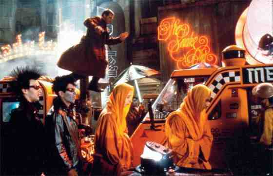 Movie Still: Blade Runner