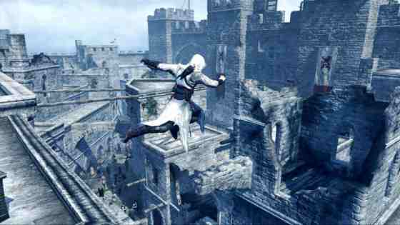 Videogame Still: Assassins' Creed