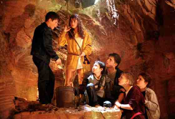 Movie Still: Goonies