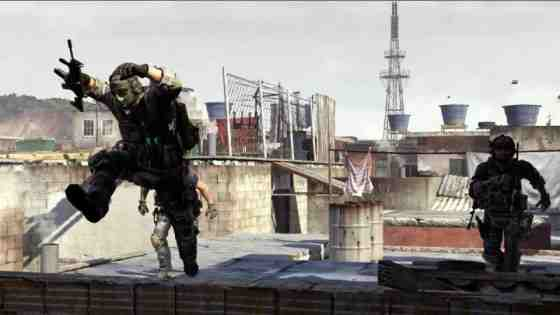 Movie Still: Call of Duty: Modern Warfare