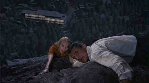 Movie Still: North By Northwest