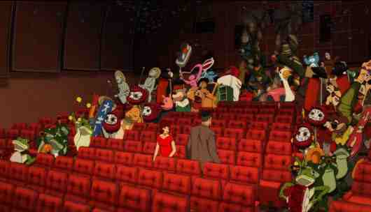 Movie Still: Paprika