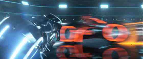 Movie Still: TRON Legacy