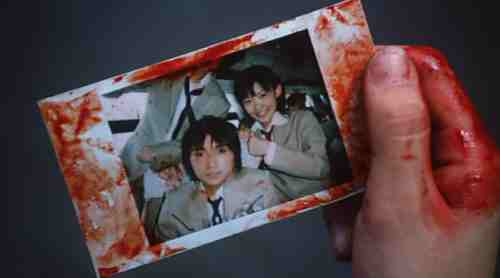 Battle Royale – film by Kinji Fukasaku