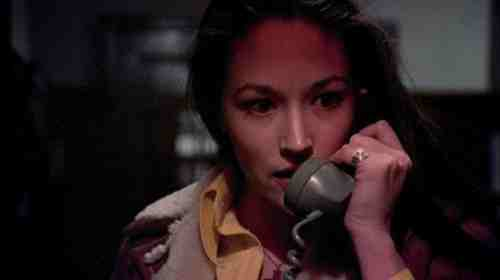 Olivia Hussey in Black Christmas 1974
