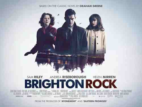 Brighton Rock (2011) poster