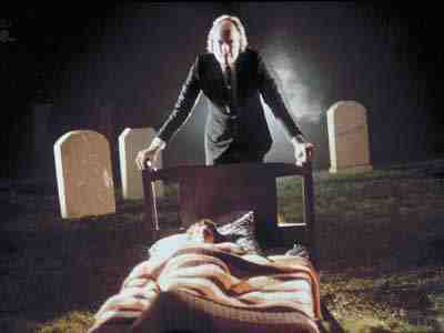 Phantasm – Angus Scrimm as The Tall Man