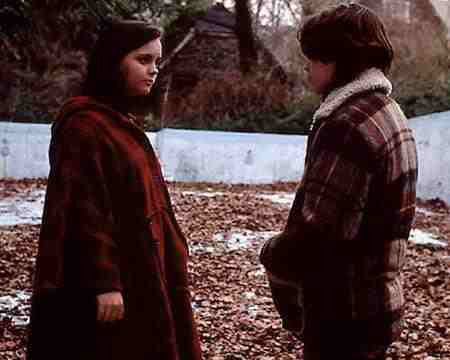 The Ice Storm Christina Ricci and Elijah Wood