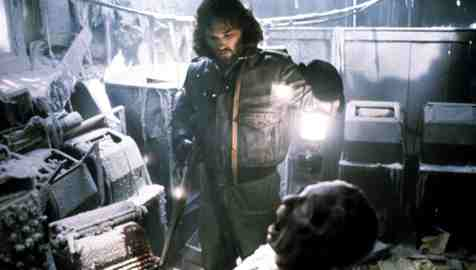 The Thing - Kurt Russell 1