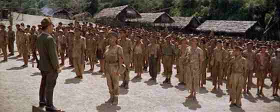 Movie Still: The Bridge on the River Kwai