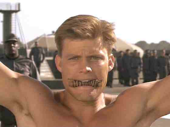 Movie Still: Starship Troopers
