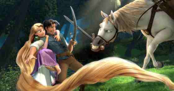 MOVIE STILL: Tangled