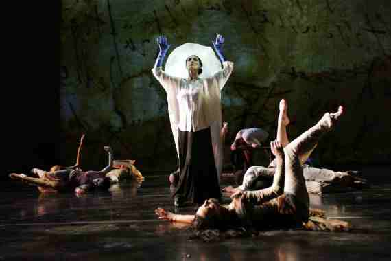 Buglisi Dance Theatre: Letters of Love on Ripped Paper