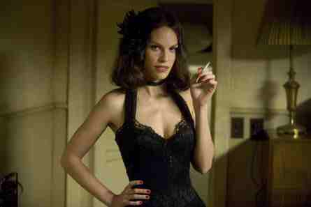 Hilary Swank The Black Dahlia still