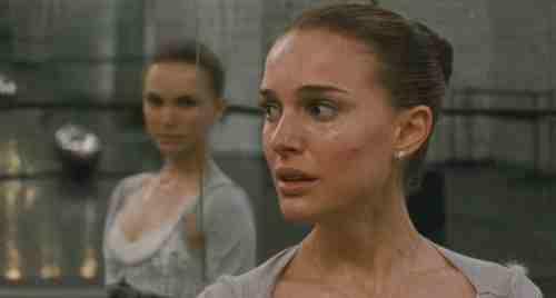 Black Swan Natalie Portman still