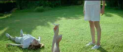 Dogtooth (2009) directed by Yorgos Lanthimos