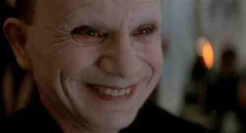 Lost Highway - Robert Blake as the Mystery Man