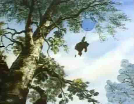 Winnie The Pooh and the Honey Tree (1966)