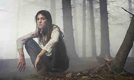 Charlotte Gainsbourg stars in Lars von Trier's Antichrist