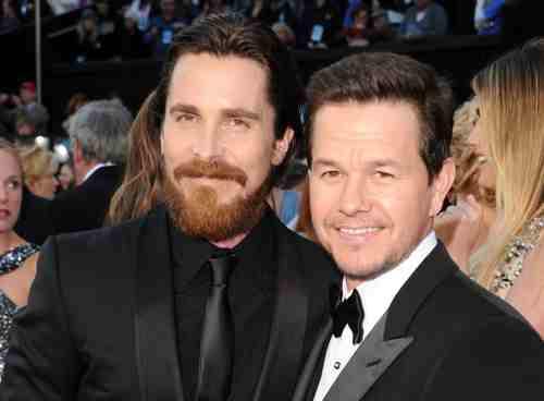 Christian Bale, Mark Wahlberg Oscars 2011