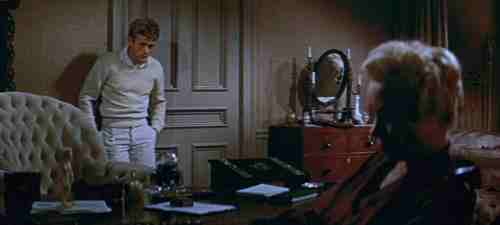 East Of Eden (Elia Kazan) - James Dean and Jo Van Fleet