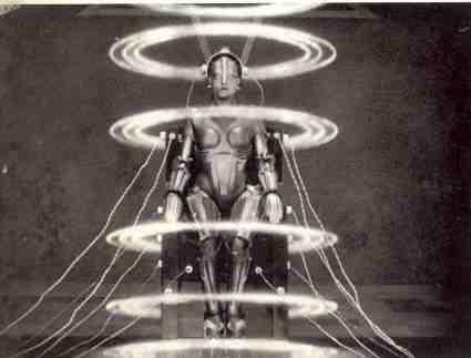 Metropolis 1922