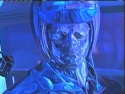 T-1000 (Robert Patrick) in Terminator 2 (1991, James Cameron)