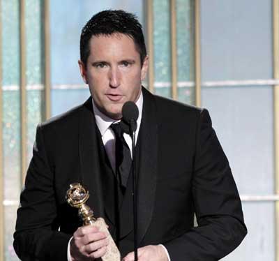 Trent Reznor Oscar 2011 Acceptance