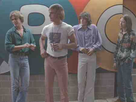 Dazed and Confused London McConaughey still