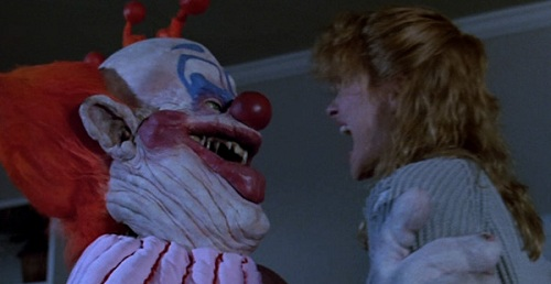 Killer Klowns from Outer Space - Eating People