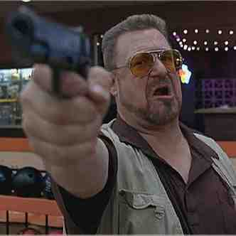 The Big Lebowski - John Goodman's World Of Pain