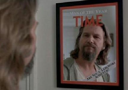 The Big Lebowski - Man Of The Year