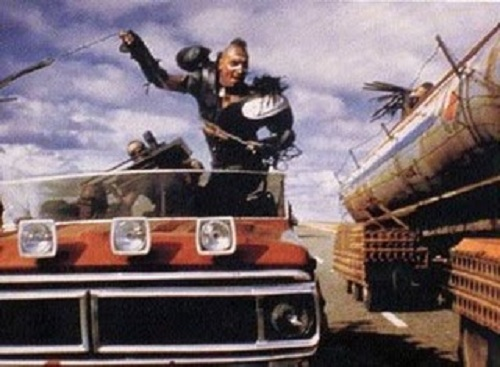 The Road Warrior (1981) Car Chase