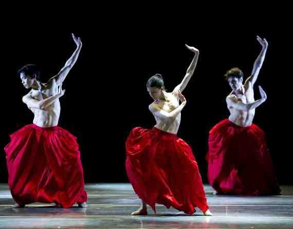 review boston ballets bella figura