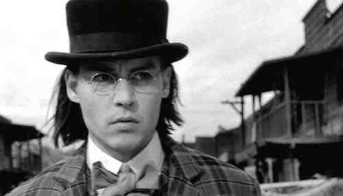 Dead Man (1995) - Johnny Depp as William Blake