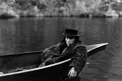 Johnny Depp Boat. (Johnny Depp) In A Boat