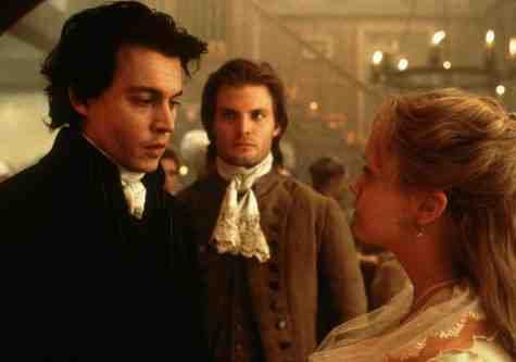 Johnny Depp Casper van Dien Sleepy Hollow