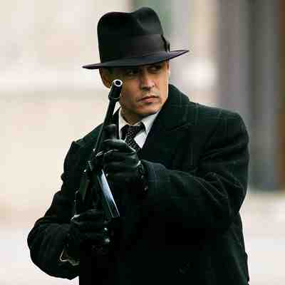 Public Enemies (2009) - Johnny Depp as John Dillinger